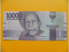bankovka 10000 rupií Indonésie 2016 - série AAB