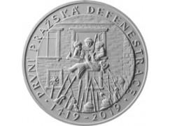 600. výročí první pražské defenestrace - proof