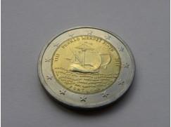 Euro mince - PORTUGALSKO - 500 let od narození Fernãa Mendese Pinta UNC 2011