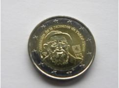 Euro mince - FRANCIE - 100 let od narození duchovního Abbé Pierra UNC 2012