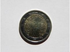 2 euro mince sběratelské FINSKO Sillanpaa 2013 UNC