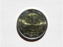 2 euromince sběratelské ITÁLIE 2013 UNC