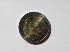 2 euro mince sběratelské Maulbronn Německo 2013 UNC 5ks