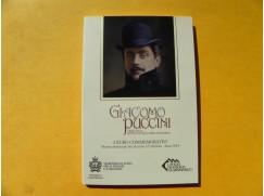 2 euro sběratelské  San Marino 2014 UNC - Giacomo Puccini