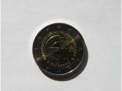 2 euro mince sběratelské Slovensko  2014 UNC