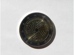 2 euro mince sběratelské Lotyšsko 2015 - Předsednictví UNC