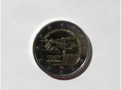 2 euro mince sběratelské Malta 2015 - první let  UNC