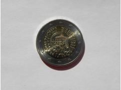 2 euro mince sběratelské Německo 2015 - 25 let jednoty Německa UNC 5 ks