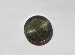 2 euro mince sběratelské Portugalsko 2015 - Červený kříž UNC
