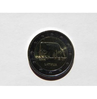 2 euro mince sběratelské Lotyšsko 2016 - Chov - UNC