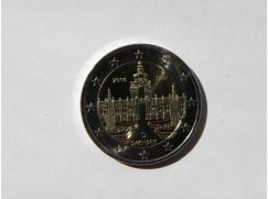 2 euro mince sběratelské Německo 2016 - Sachsen- 1 ks -UNC