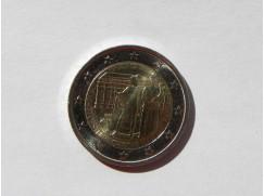 2 euro mince sběratelské Rakousko 2016 - národní banka-UNC