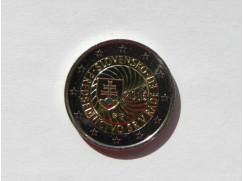 2 euro mince sběratelské Slovensko 2016 - První předsednictví SR v radě EU - UNC