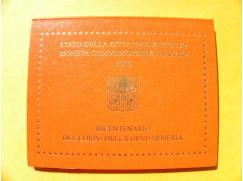 2 euro mince sběratelské Vatikán 2016 - 200 let od založení sboru Gendarmerie UNC