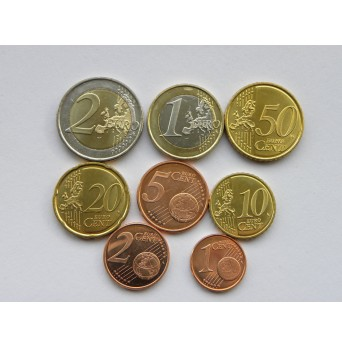 Sada euromincí Malta 2017 - UNC