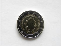 2 euro mince sběratelské Slovinsko 2017 - 10 let Eura - UNC
