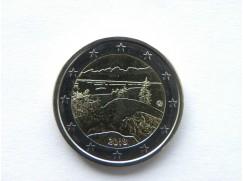 2 euro mince sběratelské Finsko 2018 - Koli - UNC