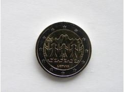 2 euro mince sběratelské Litva 2018 - Oslava - UNC