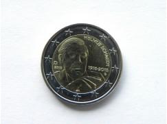 2 euro mince sběratelské Německo 2018 - 5 ks - Schmidt - UNC