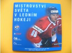 Sada oběžných mincí 2004 - MS v hokeji - standard