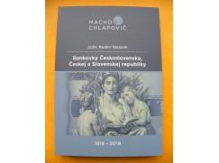 katalog papírová platidla Československa , ČR a SR 1918-2019