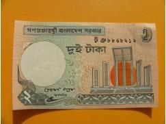 bankovka 2 taka/2010 UNC