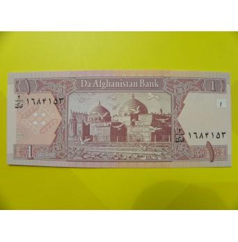 bankovka 1 afghání
