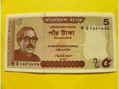 bankovka 5 taka