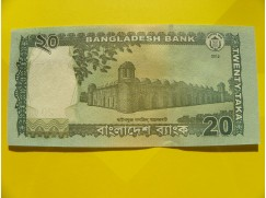 bankovka 20 taka