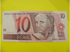 bankovka 10 reais - série C