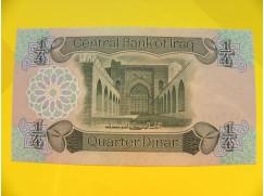 bankovka čtvrt dinár