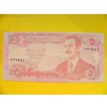 bankovka 5 dinárů