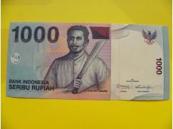 bankovka 1000 rupií - série HYL