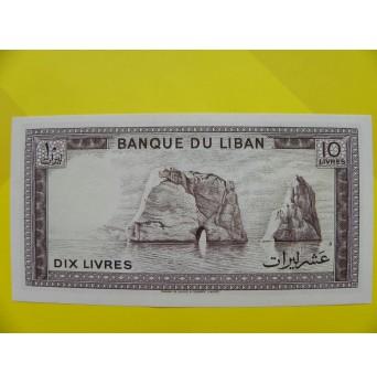 bankovka 10 liber