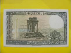 bankovka 250 liber