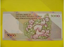 bankovka 5000 riál