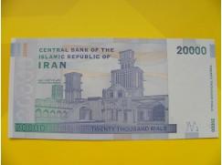 bankovka 20 000 riál