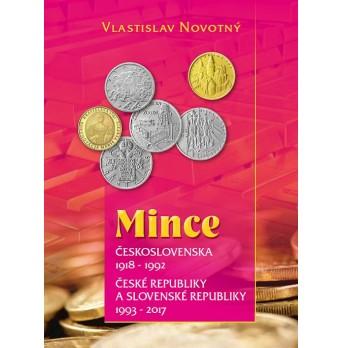 katalog Mince Československa, České a Slovenské republiky 1918-2017