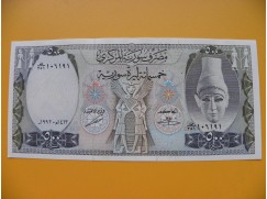 bankovka 500 Syrských liber 1992