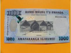 1000 Rwandských franků