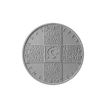 100. výročí  založení Československého červeného kříže - emise 6. února 2019 - proof