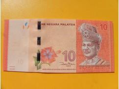 bankovka 10 ringgitů Malajsie 2011 -série CS