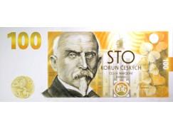 bankovka 100.-Kč/2019