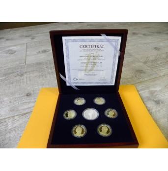 sada oběžných mincí 2019 - Rok měny - proof