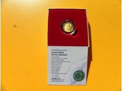 sada zlaté mince válečný rok 1942 - proof