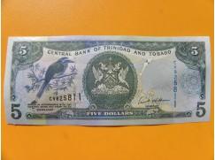 bankovka 5 dolarů /2006
