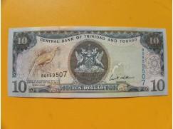 bankovka 10 dolarů/2006