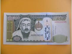 bankovka 500 mongolských tugriků/2013