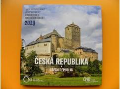 Sada oběžných mincí Česká republika 2019 - standard