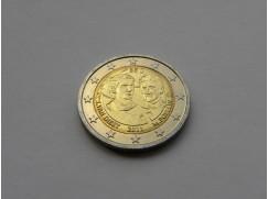 Euro mince - BELGIE - 100. výročí Mezinárodního dne žen  UNC 2011